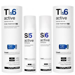 5.6 Active: средство против перхоти