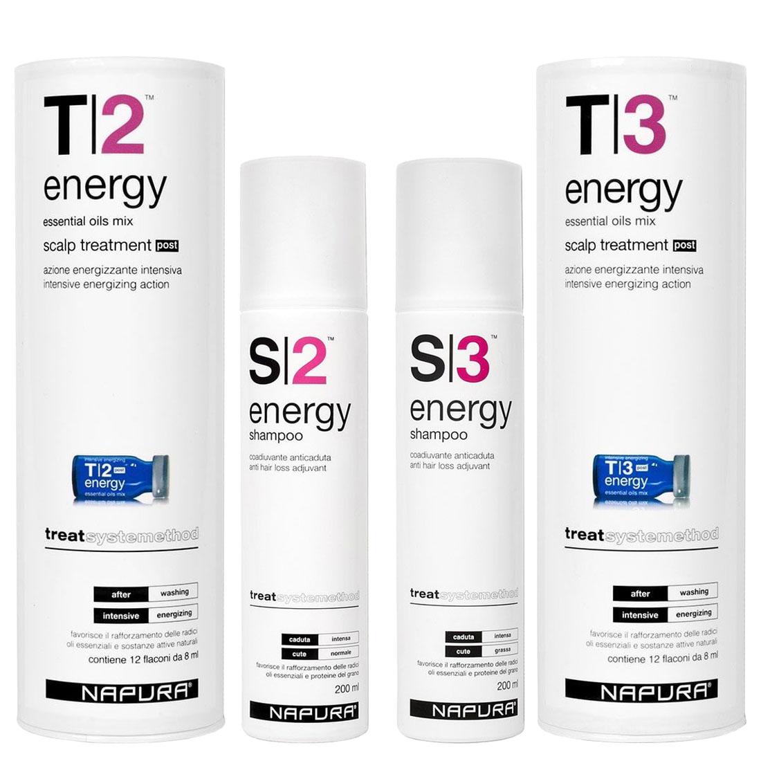 2/3 Energy: средства от выпадения волос