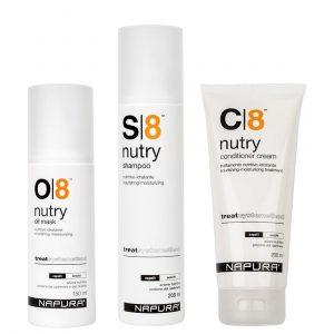 8 Nutry: питание и глубокое увлажнение волос
