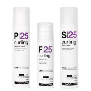 Curling серия для вьющихся волос