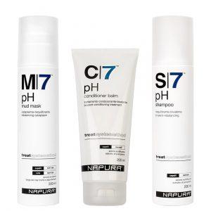 7 pH: восстановление pH и равновесия функций кожи